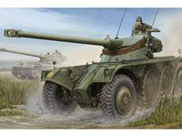 Immagine di HOBBY BOSS KIT FRENCH EBR-10 WHEELED RECONNAISSANCE VEHICLE 1/35