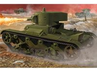 Immagine di HOBBY BOSS KIT SOVIET OT-130 FLAME THROWER TANK 1/35