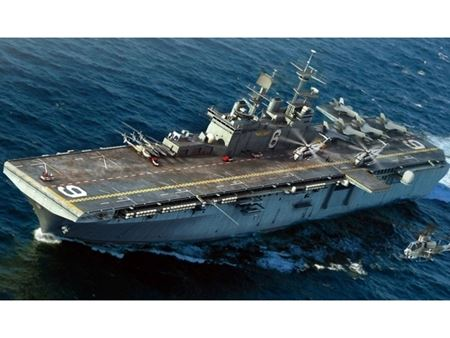Immagine di HOBBY BOSS KIT USS BONHOMME RICHARD LHD-6 1/700