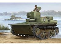 Immagine di HOBBY BOSS KIT SOVIET T-37 AMPHIBIOUS LIGHT TANK EARLY 1/35