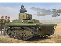 Immagine di HOBBY BOSS KIT SOVIET T-37A LIGHT TANK IZHORSKY 1/35