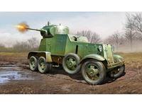 Immagine di HOBBY BOSS KIT SOVIET BA-3 ARMOR CAR 1/35