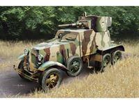 Immagine di HOBBY BOSS KIT SOVIET BA-6 ARMOR CAR 1/35