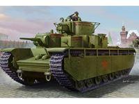 Immagine di HOBBY BOSS KIT SOVIET T-35 HEAVY TANK EARLY 1/35