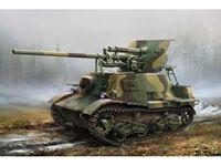 Immagine di HOBBY BOSS KIT SOVIET ZIS-30 LIGHT SELF-PROPELLED ANTI-TANK GUN 1/35