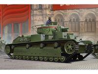 Immagine di HOBBY BOSS KIT SOVIET T-28 MEDIUM TANK EARLY 1/35