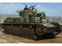 Immagine di HOBBY BOSS KIT SOVIET T-28 MEDIUM TANK WELDED 1/35