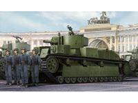 Immagine di HOBBY BOSS KIT SOVIET T-28E MEDIUM TANK 1/35