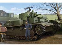 Immagine di HOBBY BOSS KIT SOVIET T-28 MEDIUM TANK CONE TURRET 1/35