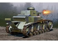 Immagine di HOBBY BOSS KIT SOVIET T-18 LIGHT TANK MOD. 1930 1/35