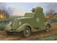 Immagine di HOBBY BOSS KIT SOVIET BA-20 ARMORED CAR MOD.1939 1/35
