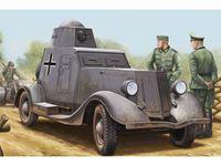 Immagine di HOBBY BOSS KIT SOVIET BA-20M ARMORED CAR 1/35