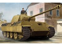 Immagine di HOBBY BOSS KIT GERMAN SD.KFZ.171 PZKPFW AUSF.A WITH ZIMMERIT 1/35
