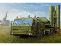 Immagine di HOBBY BOSS KIT RUSSIAN BAZ-64022 WITH 5P85TE2 TEL S-400 1/35