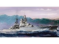 Immagine di HOBBY BOSS KIT ITALIAN HEAVY CRUISER POLA 1941 1/350