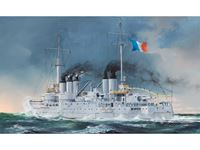 Immagine di HOBBY BOSS KIT FRENCH NAVY BATTLESHIP CONDORCET PRE-DREADNOUGHT 1/350