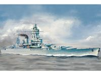 Immagine di HOBBY BOSS KIT FRENCH NAVY STRASBOURG BATTLESHIP 1/350