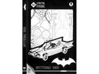 Immagine di SD TOYS BATMOBILE BATMAN BATMOBILE 1966 DC COMICS BIG 1/18