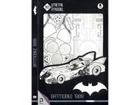 Immagine di SD TOYS BATMOBILE BATMAN BATMOBILE 1989 DC COMICS BIG 1/18