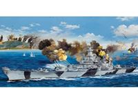 Picture of TRUMPETER KIT USS IOWA BB-61 1/200
