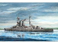 Immagine di TRUMPETER KIT HMS WARSPITE 1915 1/700
