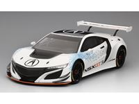 Immagine di TSM MODEL TRUE SCALE MINIATURES ACURA NSX GT3 NEW YORK AUTO SHOW 2016 TOP SPEED 1/18