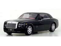 Immagine di TSM MODEL TRUE SCALE MINIATURES ROLLS ROYCE PHANTOM COUPE'' DIAMOND BLACK 2009 1/8
