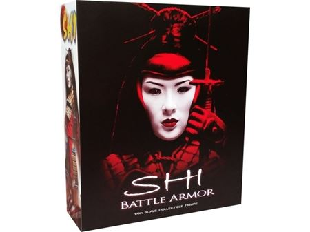 Picture of Phicen SHI BATTLE HARMOR 1:6 Action Figure