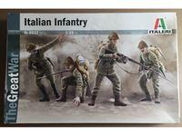 Immagine di Italeri - 1/35 WWI Italian Infantry 6532S
