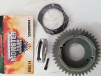 Picture of Duratrax Monster Jam corona con disco cambio cmc 064 MJ De Agostini