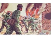 Picture of 1/76 VINTAGE CLASSIC: WWII German Infantry