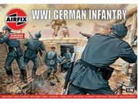 Immagine di 1/76 VINTAGE CLASSIC: WWI German Infantry