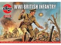 Picture of 1/76 VINTAGE CLASSIC: WWI British Infantry