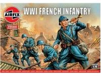 Immagine di 1/76 VINTAGE CLASSIC: WWI French Infantry