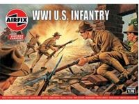 Picture of 1/76 VINTAGE CLASSIC: WWI U.S Infantry