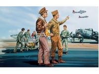 Immagine di 1/76 VINTAGE CLASSIC: USAAF Personnel