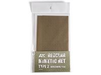 Picture of Regular Mimetic Net Type 2 Brown