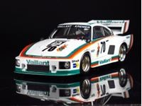 Picture of Porsche 935K2 DRM 1977 2-in-1, plastic modelkit 1:24 (Include 2 decals per realizzare DRM 1000km Nurburgring nø 16 Bob Wollek e DRM 200 miles Nurnberg nø 70 Peter Gregg)