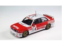 Picture of BMW M3 E30 Rally nø 9 Tour de Corse 1989 4ø posto Francois Chatriot/Michel Perin, plastic modelkit 1:24