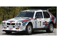 Picture of Lancia S4 Rally Monte Carlo 1986, plastic modelkit 1:24