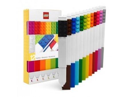Immagine di Confezione 12 Pennarelli (brand LEGO)