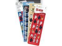 Immagine di 4 Fogli Adesivi (brand LEGO)