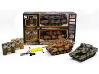Picture of 2.4G rc battle tank (2pcs)