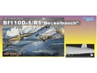 "Immagine di 1/32 Bf110D-1/R1 ""DACKELBAUCH"" (WING TECH)"