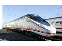 Picture of RENFE, electric railcar S-114, set of 4 coaches, period VI, with DCC decoder