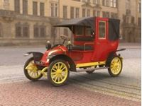Immagine di 1:24 Type AG 1910 Paris Taxi (100% new molds)