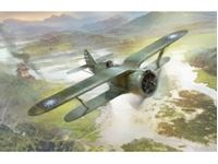 Immagine di 1:32 I-153, WWII China Guomindang AF Fighter