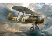 Immagine di 1:32 Gloster Gladiator Mk.I, WWII British Fighter (100% new molds)