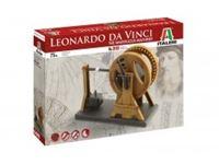 Immagine di Macchine di Leonardo Da Vinci: Leverage Crane