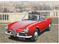 Immagine di 1/24 Alfa Romeo Giulietta Spider 1300